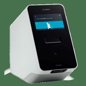 PCR microarreglos en biochip